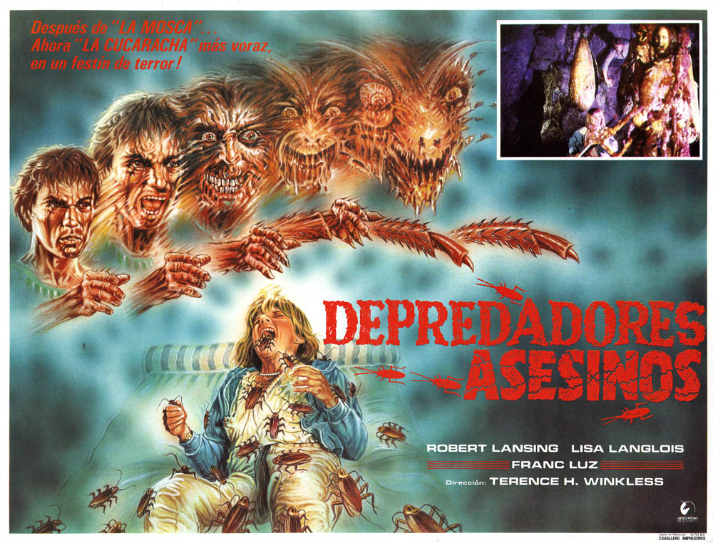 Depredadores Asesinos - lobby card -MEM Movie Posters