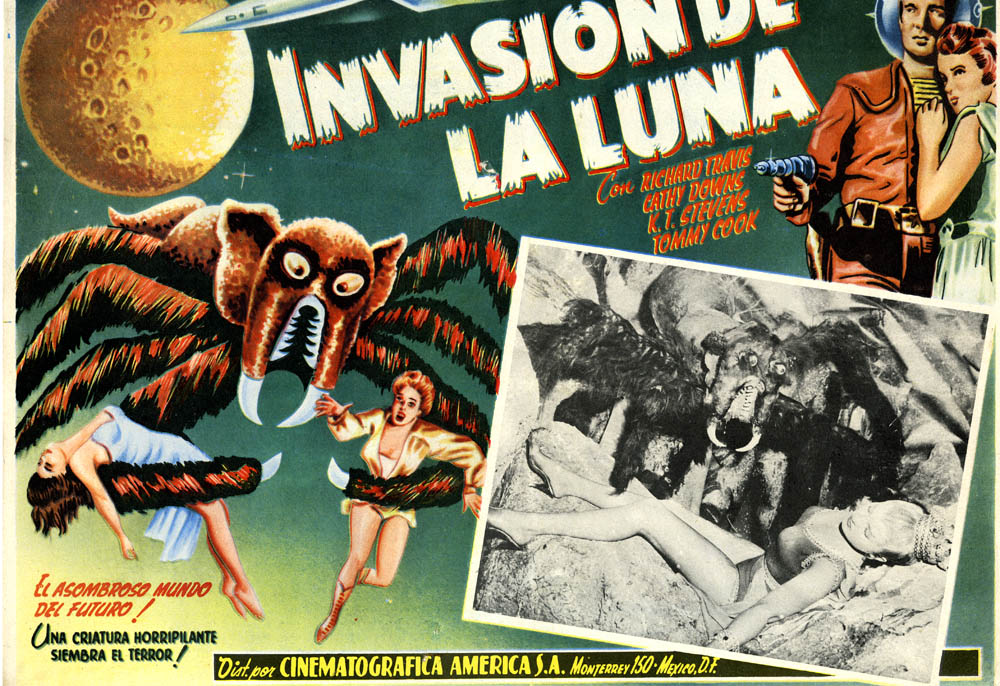 Invasion de la Luna (Invasion from the Moon)