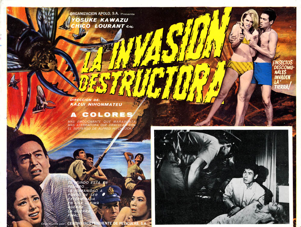 La Invasion Destructora (Destructive Invasion)