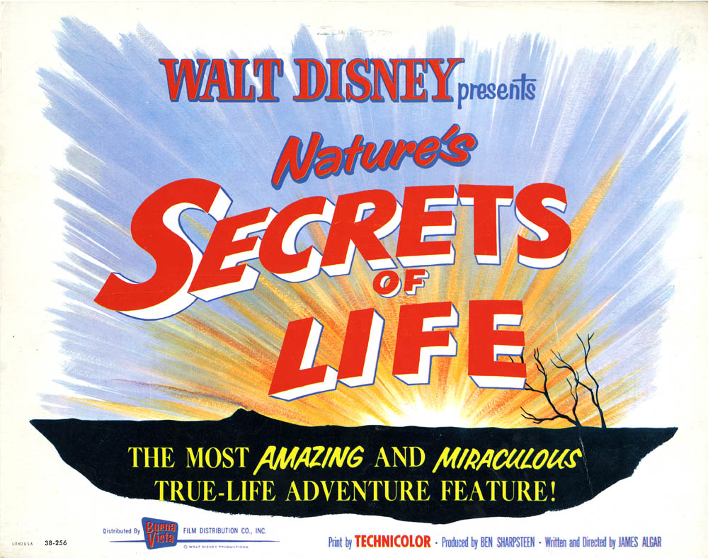 Secrets of life walt disney