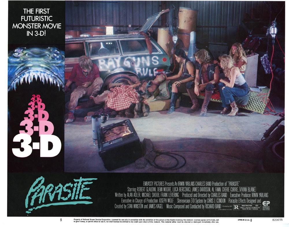 Parasite in 3-D - MEM ...