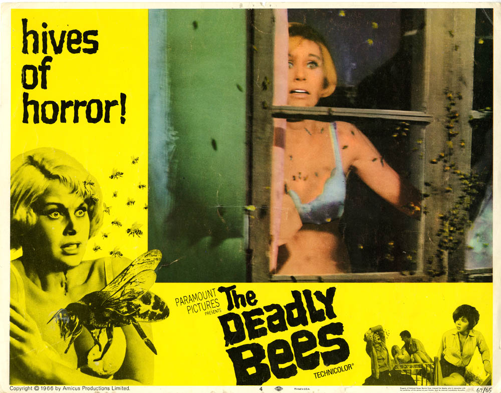 The Deadly Bees: Hives of Horror