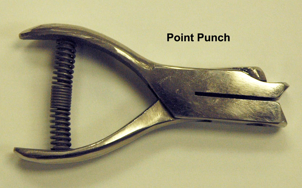 point punch